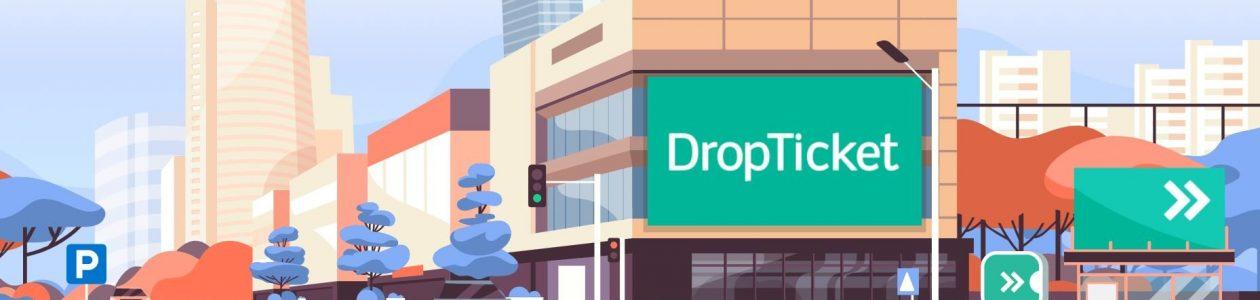 Dal 15 settembre 2020 attivo il pagamento della sosta con DropTicket